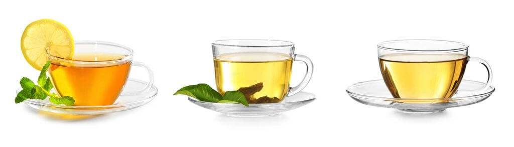 Health Benefits of Drinking Tea - Green Tea/ Black Tea
